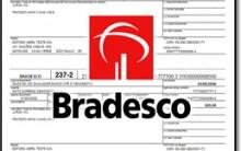 Bradesco- Pagamento de Fatura Bradesco Online