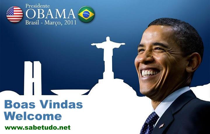 Visita do Presidente Barack Obama No Brasil 2011