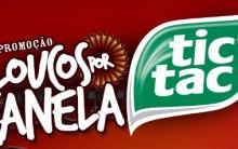 Promoção TIC TAC Loucos Por Canela – Como Participar