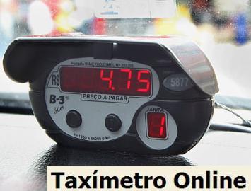Taxímetro Online- O Que é e Como Funciona
