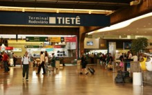 Terminal Rodoviário Tietê- Site e Informações