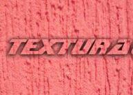 Textura de Parede- Fotos e Dicas de Como Fazer- Ferramentas de Textura