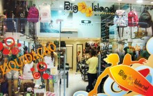 Lojas Big Island – Informações