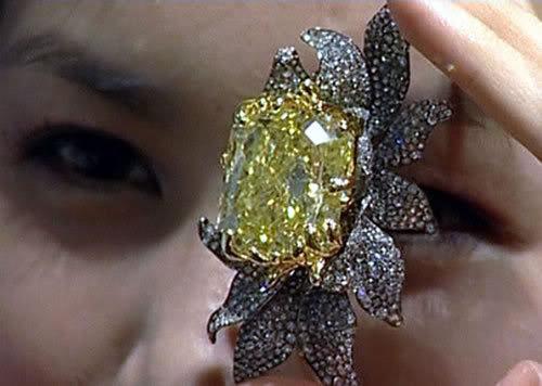 O Diamante Mais Caro do Mundo