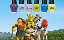 Esmaltes do Filme Shrek