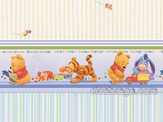 Faixas Decorativas Para Quartos de Bebês