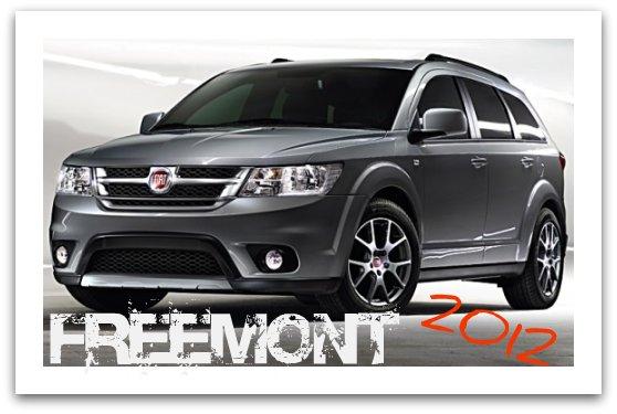 Novo Fiat Freemont 2012 – Fotos e Preços