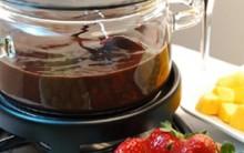 Receita de Como Fazer Fondue de Chocolate