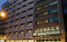 Ver Fotos e Preços do Hotel Presidente Rosario