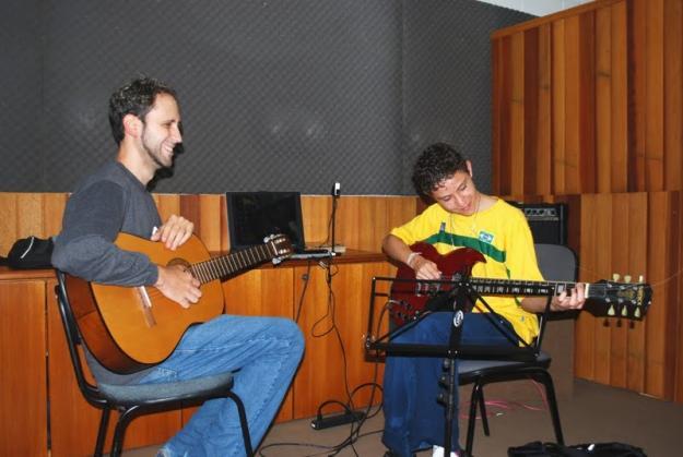 Curso  Online de Violão e Guitarra