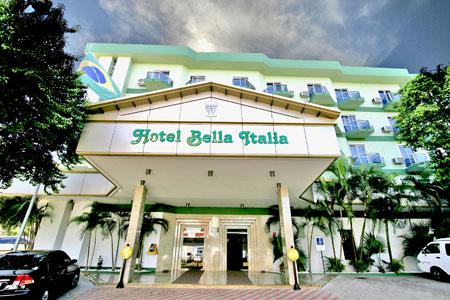 Hotel Bella Itália em Foz do Iguaçu – Informações