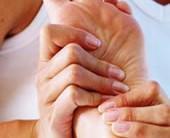 Reflexologia dos pés