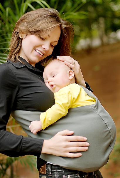 Dicas de Como Usar o Sling Bebê