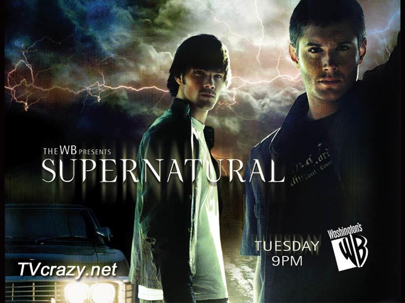 Série Supernatural – Informações