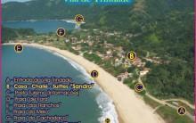 Trindade Paraty RJ- Visite