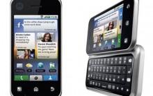 Smartphone Backflip Motorola