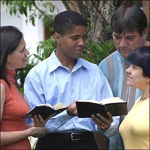 Igreja Testemunha De Jeová