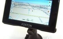 Novo GPS FOSTON – Atualização Grátis Do GPS