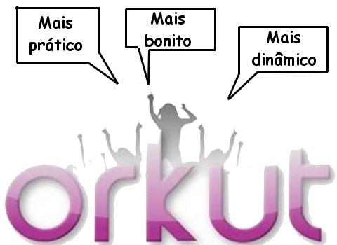 Novo Visual Orkut 2011 – 2012