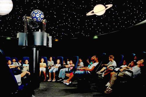 Planetário Virtual – Informações