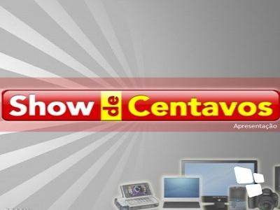 Site Oficial do Show de Centavos – Informações