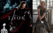 Thor O Filme – Lançamento