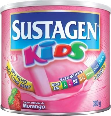 Sustagen Kids Suplemento Alimentar Quais seus Benefícios