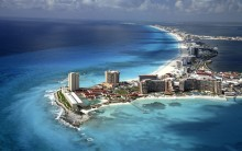Atrações Naturais de Cancun