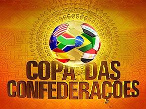 Copa das Confederações no Estádio do Maracanã em 2013