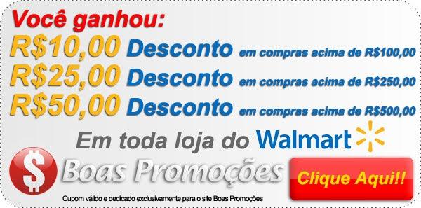 Walmart Cupons – Mega Descontos
