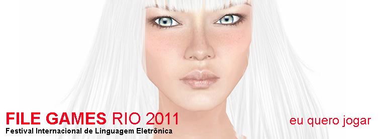 File Games 2011 – Exposição de Jogos Eletrônicos  no RJ