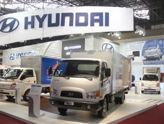 Novo Caminhão Hyundai hd78 – Fotos e Preços
