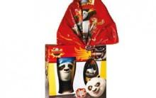 Ovos de Páscoa Cacau Show Kung Fu Panda 2011