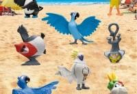 Brinquedos do Filme Rio
