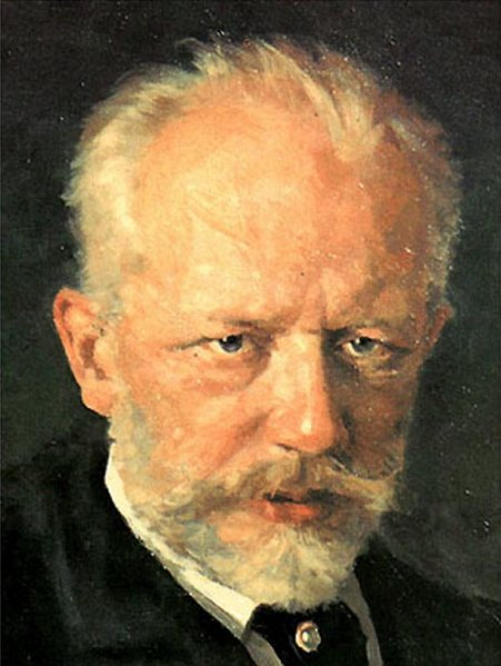 Tchaikovsky Compositor Russo