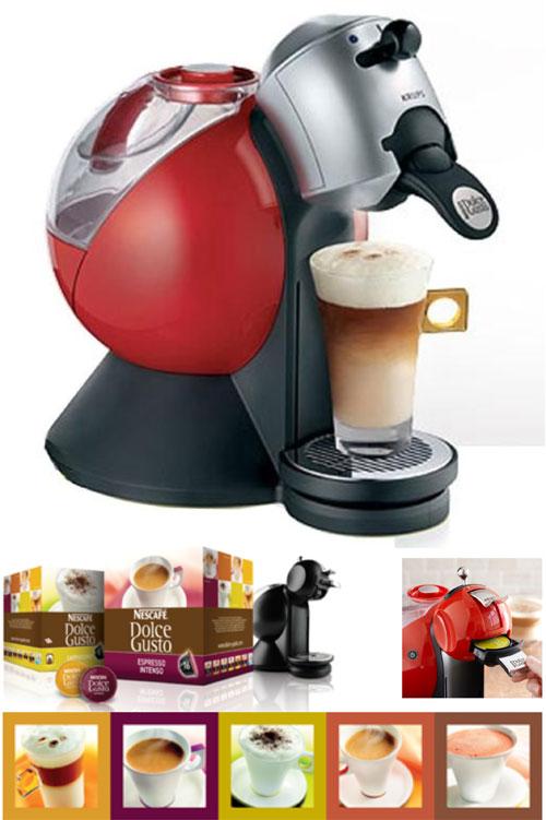 Segredos do Nescafé Dolce Gusto da Nestlé