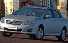 Novo Carro Corolla Altis Modelo 2011 – Fotos e Preços
