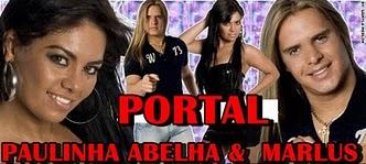 Paula Abelha e Marlus