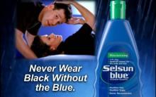 Shampoo Selsun Azul – Informações