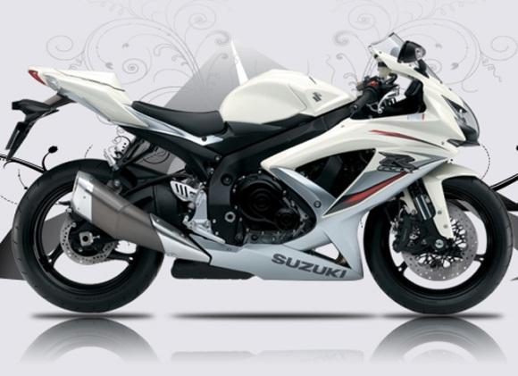 Motos Suzuki  Modelos 2011 – Fotos