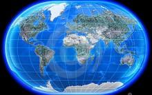 Mapa-múndi – Imagem e Informação