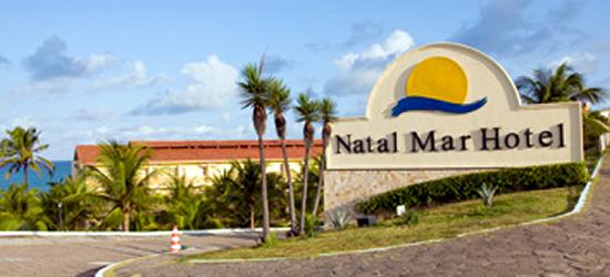 Natal Mar Hotel- Localização e Informações