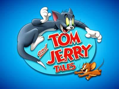 Desenho Do Tom e Jerry Para Colorir Online
