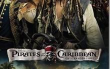 Piratas do Caribe 4- Navegando Em Águas Misteriosas, A Grande Estréia