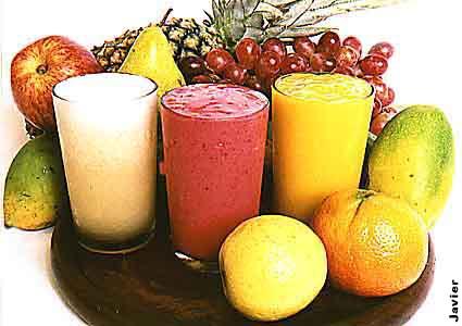 Vida Saudável – Benefícios do Suco Natural