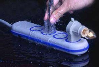 Tomada a Prova D'água – Como funciona