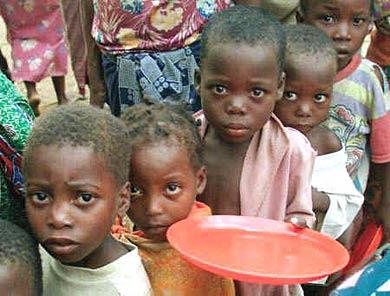 Tremenda Desigualdade – Vídeo Lamentável da África