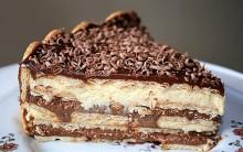 Bolo de Sorvete Com Chocolate – Receita
