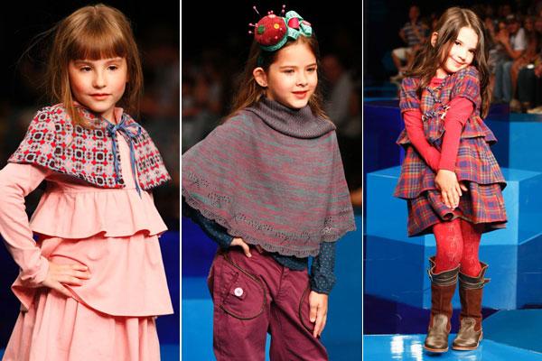 Moda Inverno Infantil 2011 – Fotos