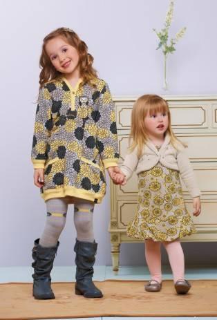 Moda Infantil Marisol Para Inverno 2011 – Modelos